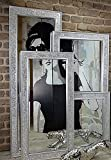 Livitat Wandspiegel Spiegel Mosaik Badspiegel mit Glasmosaik...