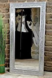 Livitat Wandspiegel 100 x 50 cm Spiegel Mosaik Badspiegel...
