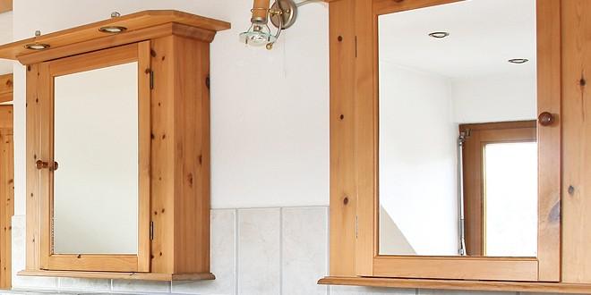 Schön Spiegelschrank. Spiegelschränke Aus Holz
