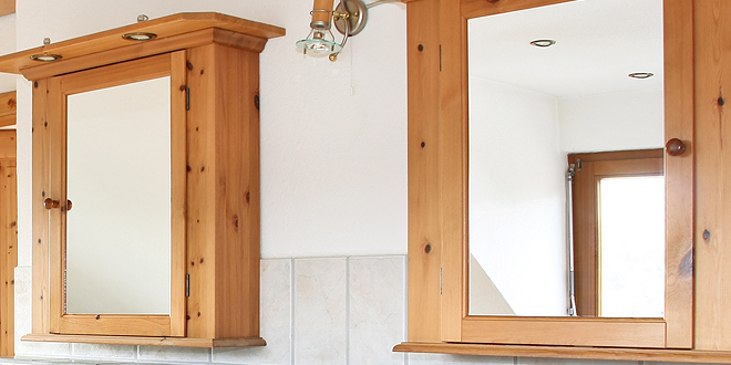 Spiegelschrank bad holz  Spiegelschrank Ratgeber zum Kauf und zur Nutzung